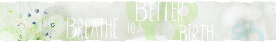 Breathe to a Better Birth Banner Image